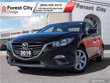 2016 Mazda Mazda3 GS (Stk: 21-8002A) in Sudbury - Image 1 of 29