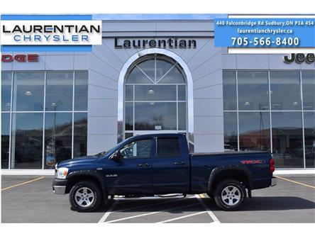 2008 Dodge Ram 1500 ST/SXT (Stk: 21213B) in Sudbury - Image 1 of 23