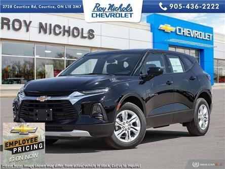 2021 Chevrolet Blazer LT (Stk: X071) in Courtice - Image 1 of 23