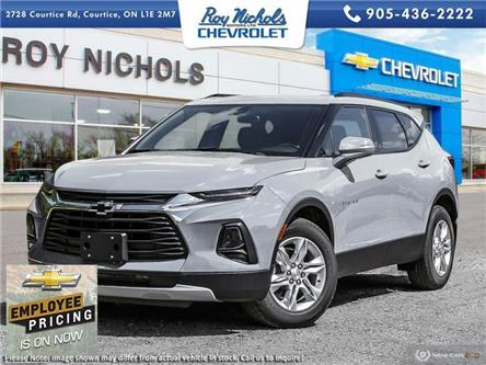 2021 Chevrolet Blazer LT (Stk: X121) in Courtice - Image 1 of 21