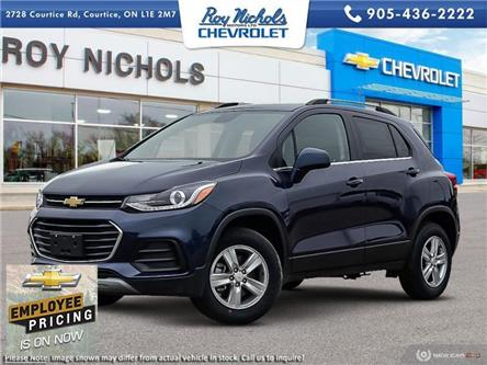 2021 Chevrolet Trax LT (Stk: X166) in Courtice - Image 1 of 23