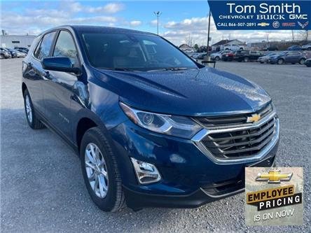 2021 Chevrolet Equinox LT (Stk: 210113) in Midland - Image 1 of 9