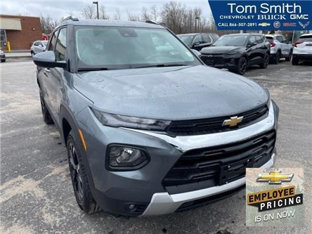 2021 Chevrolet TrailBlazer LT (Stk: 210477) in Midland - Image 1 of 9