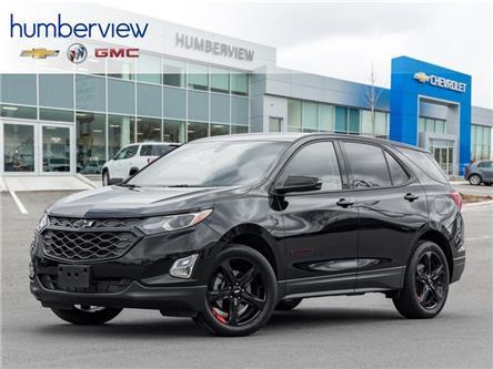 2019 Chevrolet Equinox LT (Stk: 21TB049A) in Toronto - Image 1 of 21