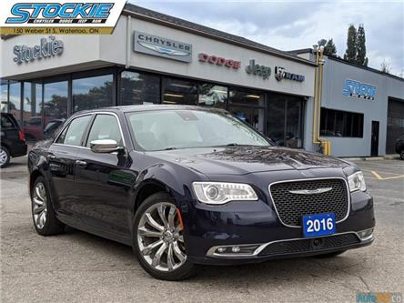 2016 Chrysler 300C C (Stk: 36350) in Waterloo - Image 1 of 28