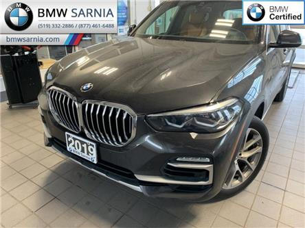 2019 BMW X5 xDrive40i (Stk: XU405) in Sarnia - Image 1 of 10