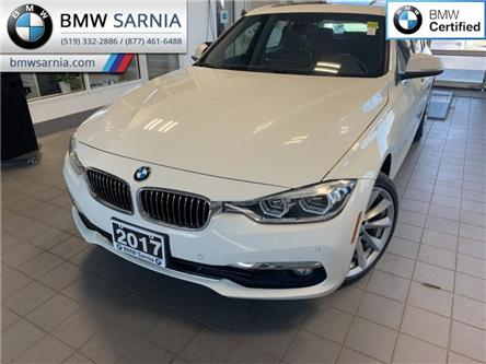 2017 BMW 330i xDrive (Stk: BU862) in Sarnia - Image 1 of 10