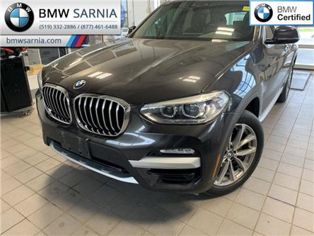 2019 BMW X3 xDrive30i (Stk: XU408) in Sarnia - Image 1 of 10
