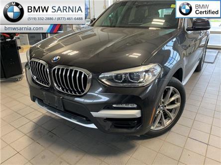 2019 BMW X3 xDrive30i (Stk: XU408) in Sarnia - Image 1 of 10