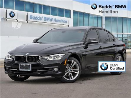 2018 BMW 330i xDrive (Stk: DH3420A) in Hamilton - Image 1 of 21