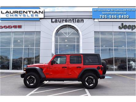 2018 Jeep Wrangler Unlimited Rubicon (Stk: BC0123) in Greater Sudbury - Image 1 of 36