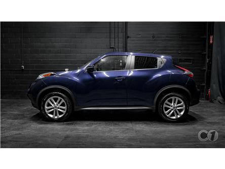 2017 Nissan Juke SV (Stk: CT21-181) in Kingston - Image 1 of 39