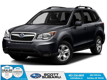 2014 Subaru Forester 2.5i (Stk: 31947V) in Red Deer - Image 1 of 10
