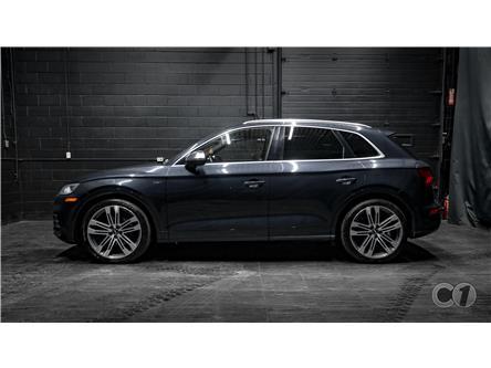 2018 Audi SQ5 3.0T Technik (Stk: CT21-227) in Kingston - Image 1 of 43