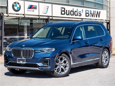 2021 BMW X7 xDrive40i (Stk: T931918D) in Oakville - Image 1 of 26