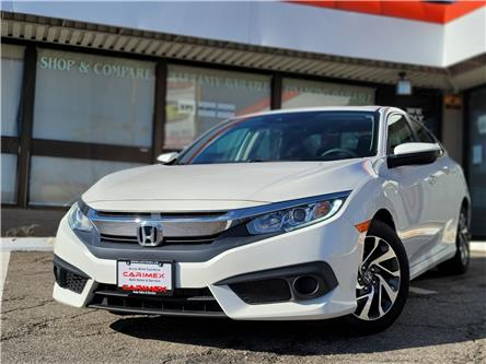 2017 Honda Civic EX (Stk: 2104105) in Waterloo - Image 1 of 23