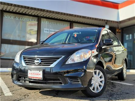 2014 Nissan Versa 1.6 SV (Stk: 2103054) in Waterloo - Image 1 of 18