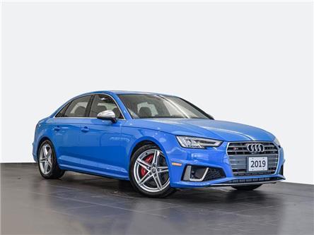 2019 Audi S4 3.0T Progressiv (Stk: PM840) in Nepean - Image 1 of 21