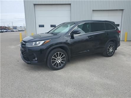 2018 Toyota Highlander  (Stk: P21370A) in Timmins - Image 1 of 10