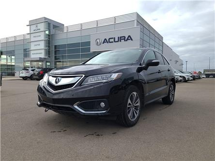 2017 Acura RDX Elite (Stk: A4430) in Saskatoon - Image 1 of 16