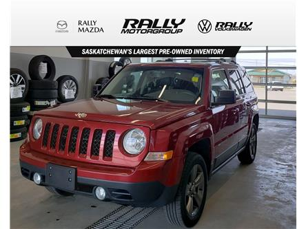2015 Jeep Patriot Sport/North (Stk: V1488A) in Prince Albert - Image 1 of 14