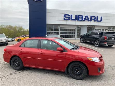2012 Toyota Corolla LE (Stk: S21073A) in Newmarket - Image 1 of 11
