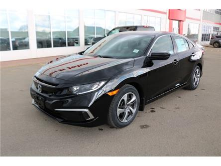 2021 Honda Civic LX (Stk: 21051) in Fort St. John - Image 1 of 20