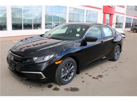 2021 Honda Civic EX (Stk: 21052) in Fort St. John - Image 1 of 22