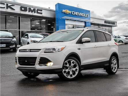 2016 Ford Escape Titanium (Stk: 21123A) in Ottawa - Image 1 of 29