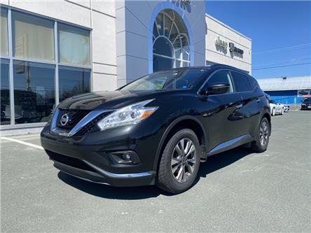 2016 Nissan Murano  (Stk: M161A) in Miramichi - Image 1 of 11