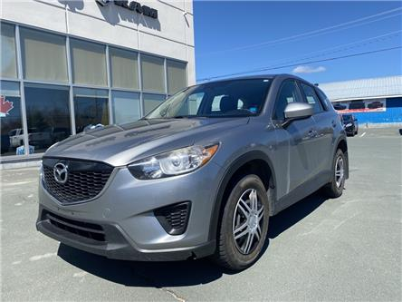 2014 Mazda CX-5 GX (Stk: U2103B) in Miramichi - Image 1 of 12