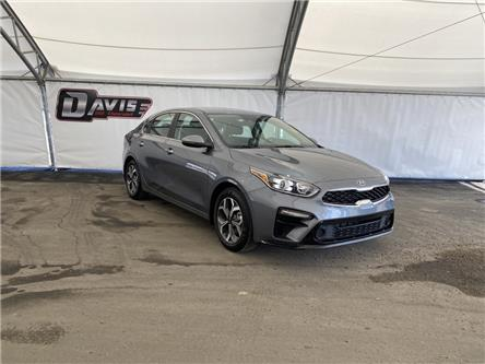 2021 Kia Forte EX (Stk: 190716) in AIRDRIE - Image 1 of 17