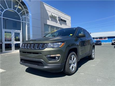 2018 Jeep Compass North (Stk: U2069) in Miramichi - Image 1 of 11