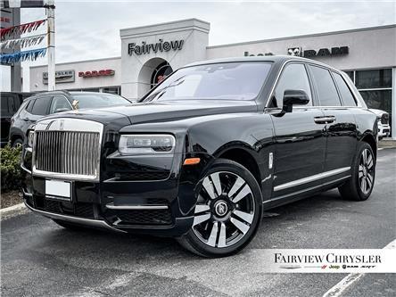 2019 Rolls-Royce Cullinan  (Stk: NP) in Burlington - Image 1 of 33