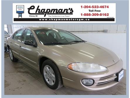 2004 Chrysler Intrepid SE (Stk: 21-086B) in KILLARNEY - Image 1 of 22