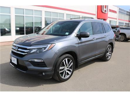2016 Honda Pilot Touring (Stk: 21049A) in Fort St. John - Image 1 of 23