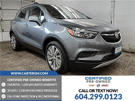 2019 Buick Encore Preferred (Stk: N1-21701) in Burnaby - Image 1 of 22