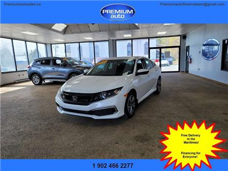 2019 Honda Civic LX (Stk: 029945) in Dartmouth - Image 1 of 21