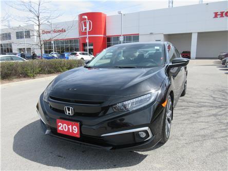 2019 Honda Civic Touring (Stk: VA4178) in Ottawa - Image 1 of 18