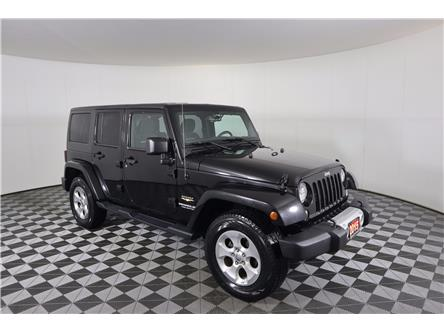 2015 Jeep Wrangler Unlimited Sahara (Stk: P21-72) in Huntsville - Image 1 of 24