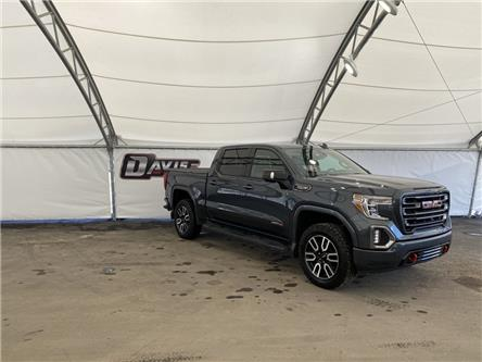 2019 GMC Sierra 1500 AT4 (Stk: 185849) in AIRDRIE - Image 1 of 16