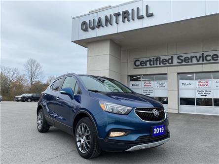 2019 Buick Encore Sport Touring (Stk: 21222A) in Port Hope - Image 1 of 17