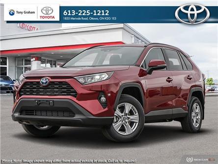 2021 Toyota RAV4 Hybrid XLE (Stk: 60453) in Ottawa - Image 1 of 23