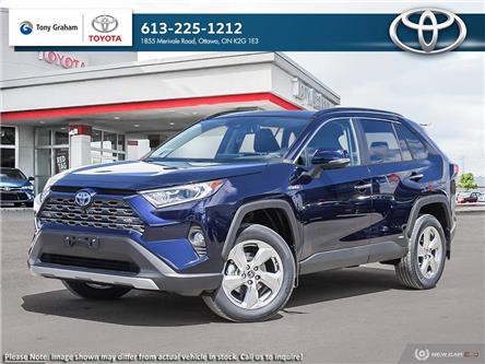 2021 Toyota RAV4 Hybrid Limited (Stk: 60451) in Ottawa - Image 1 of 23