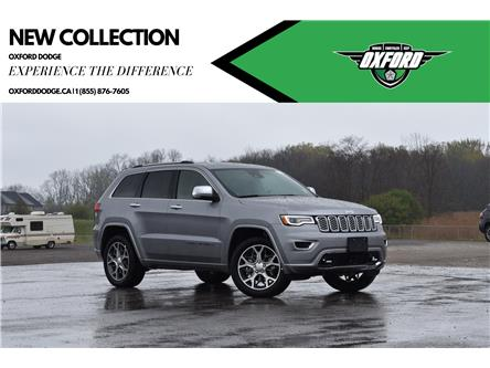 2021 Jeep Grand Cherokee Overland (Stk: 21452) in London - Image 1 of 22