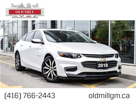 2017 Chevrolet Malibu 1LT (Stk: 190534U) in Toronto - Image 1 of 27