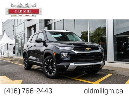 2021 Chevrolet TrailBlazer LT (Stk: MB151589) in Toronto - Image 1 of 23