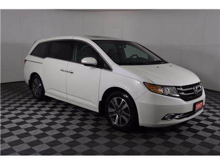 2017 Honda Odyssey Touring (Stk: 222003A) in Huntsville - Image 1 of 38