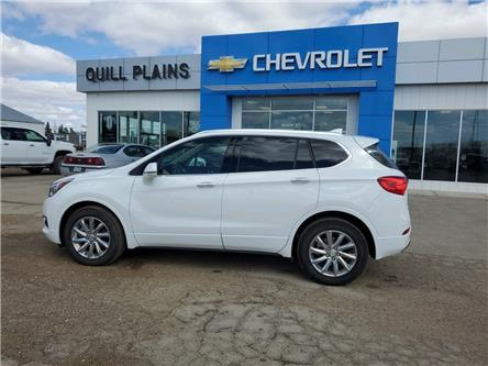 2020 Buick Envision Essence (Stk: 21P006) in Wadena - Image 1 of 22
