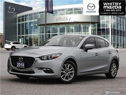 2018 Mazda Mazda3 Sport GS (Stk: 210290A) in Whitby - Image 1 of 27